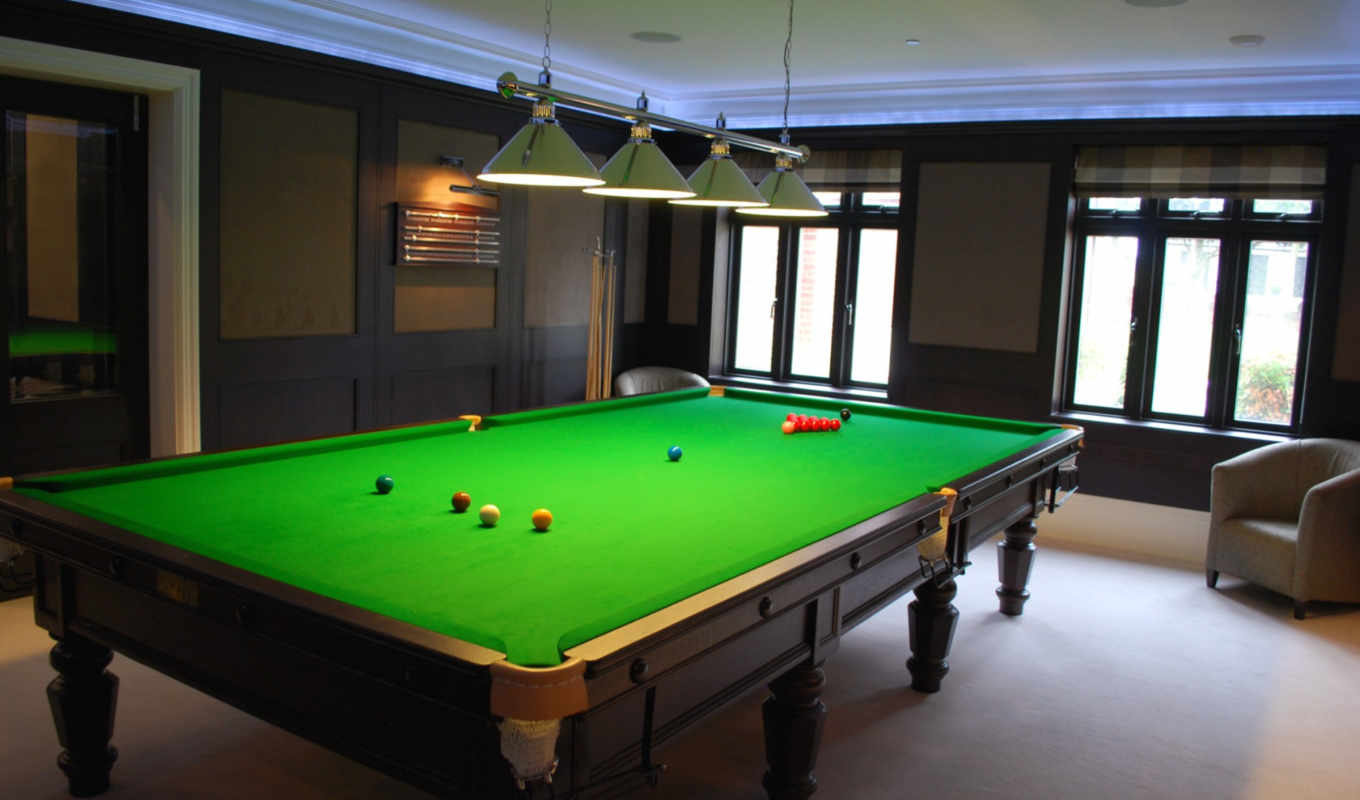 snooker, room, bespoke, rooms, home, pictures, table, carousel, image, interior,
