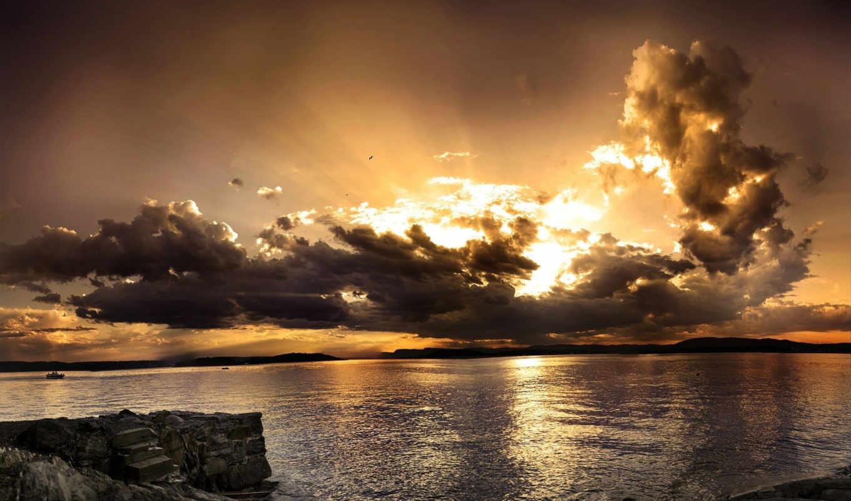 природа, картинка, water, ocean, небо, красивые, море, everest, горы, июнь,
