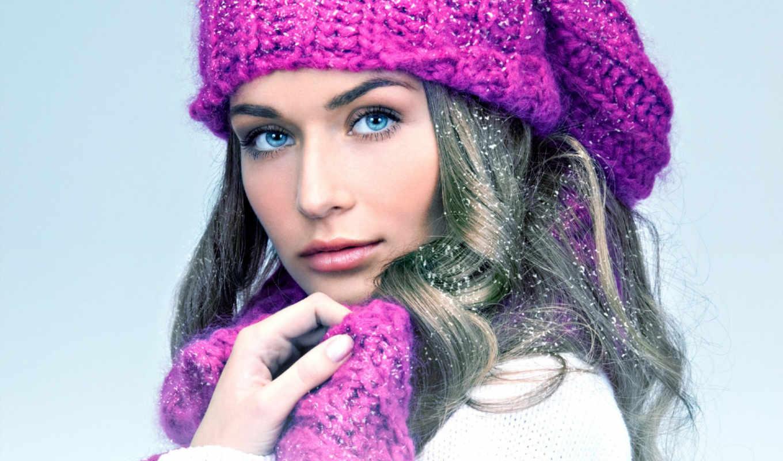 женский, winter, шаблон, купальники, новогодних, psd, девушка, снежинках,