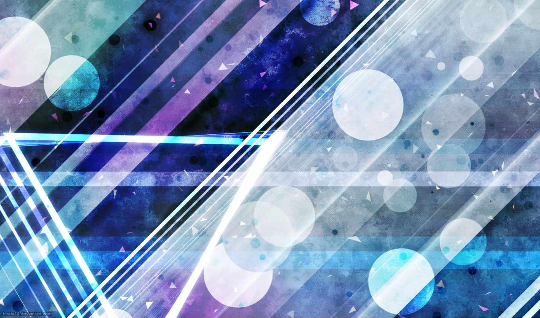 ,линии,круги,голубой,