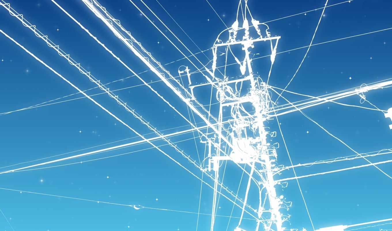 electro, линии, передач, лэп,