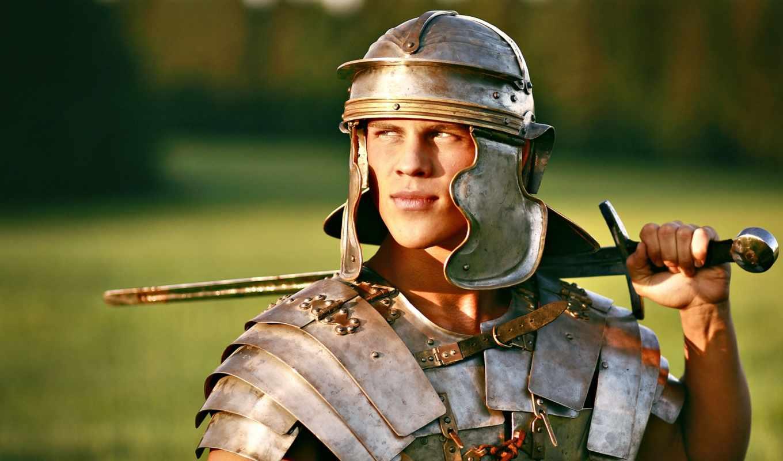 roman, солдат, stock, one, поле, brave, images, изображение, royalty,