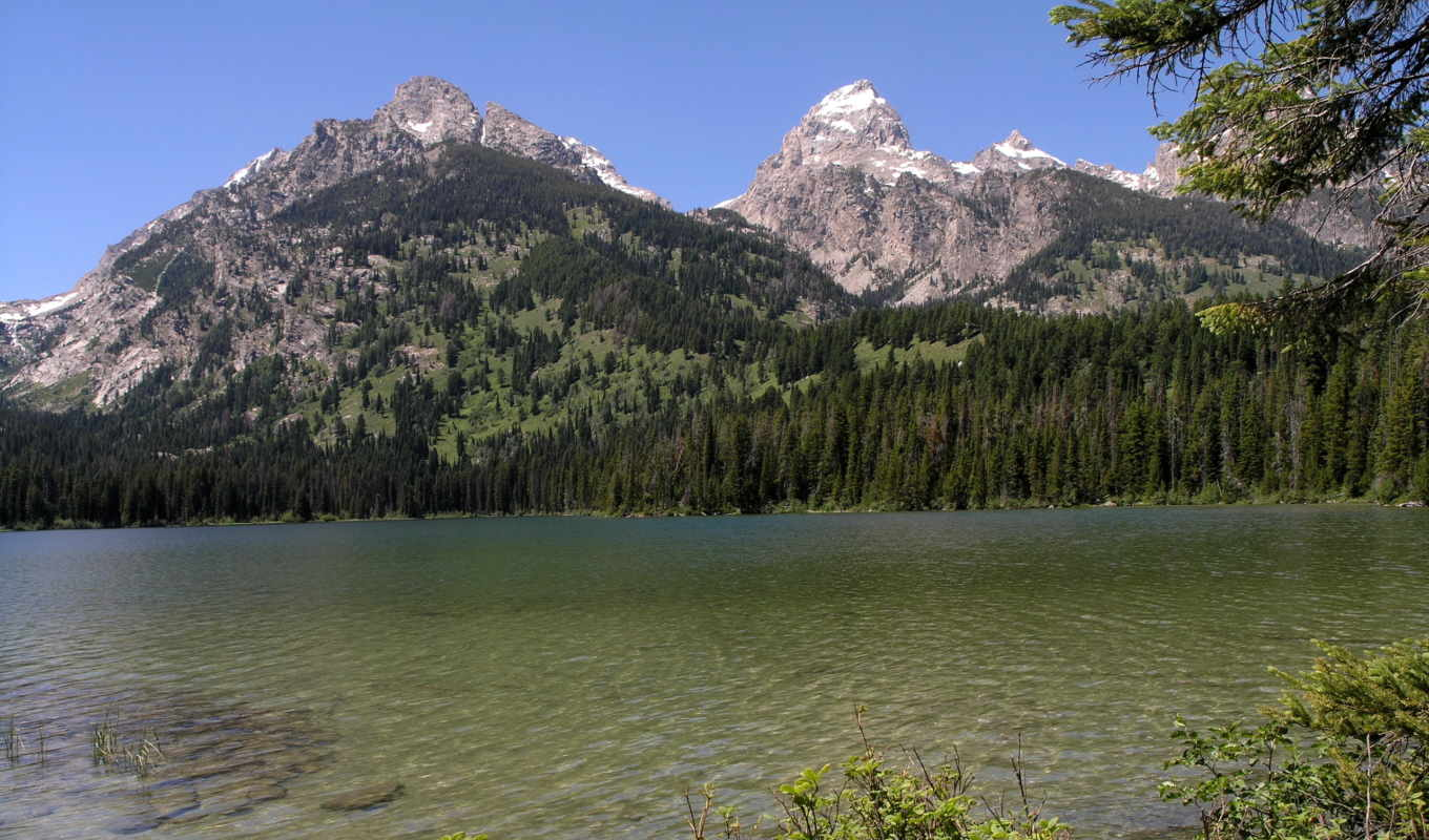 teton, park, national, grand,