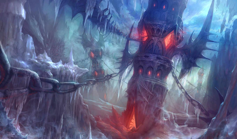 aion, eternity, башня,