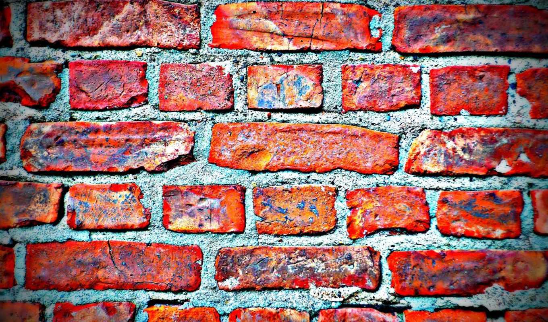 brick, wall, mobile, ipad,
