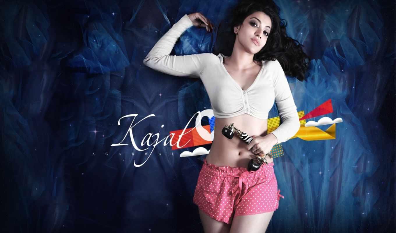 kajal, bollywood, agarwal, актриса, indian, full,