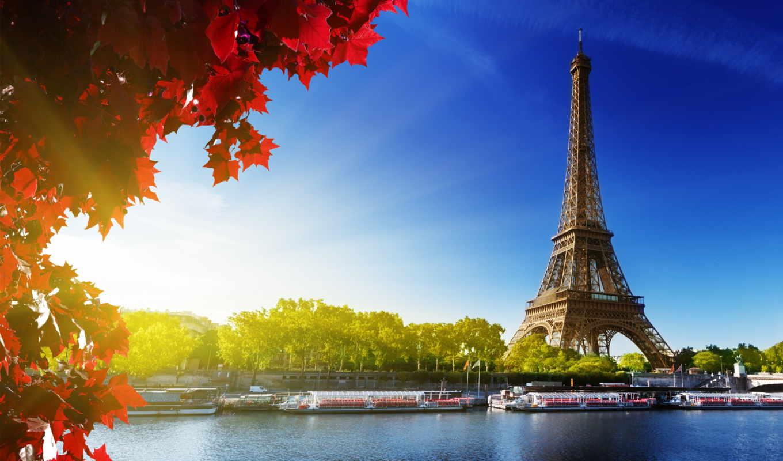город, города, париж, фотографий, парижа, людям, повезло,