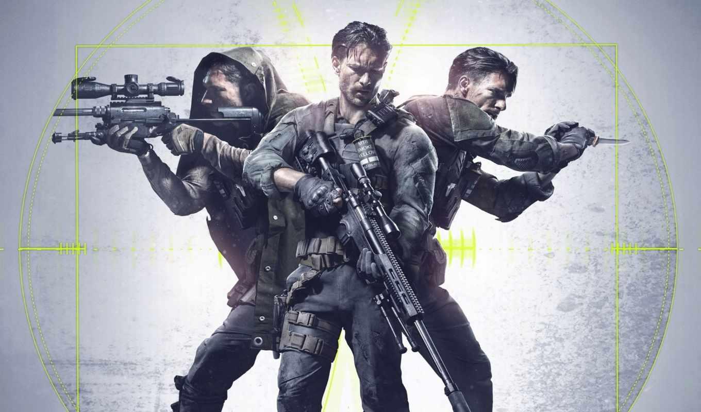 снайпер, ghost, воин, shooter,