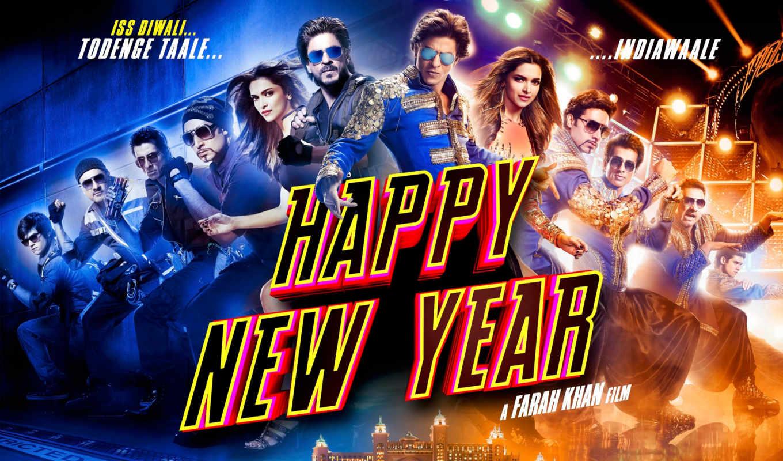 happy, год, new, bollywood, movie, khan, назад, сниматься,