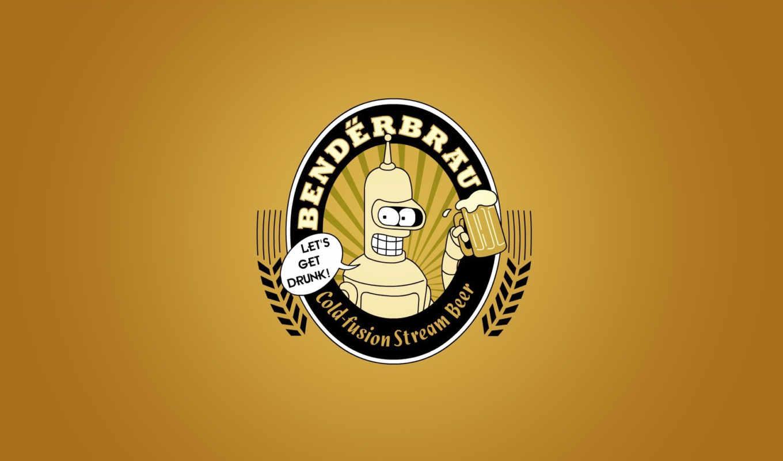 nokia, bender, футурама, maddog, пиво, минимализм, bendeerbrau, чтобы, minimalistisch, lustig, biere,