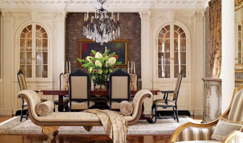стиле, классическом, гостиной, интерьера, lounge, design,