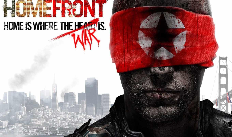 homefront, игры, game, video,