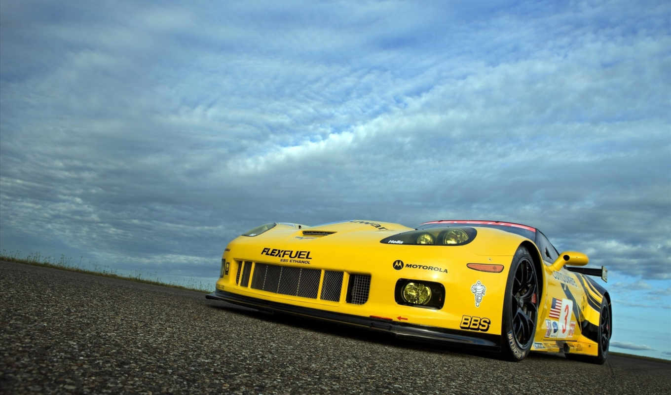 corvette, chevrolet, racing, new,