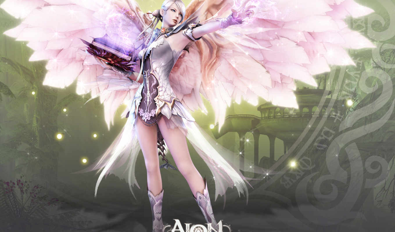 aion, game, игры, игр, девушка, everything, online,