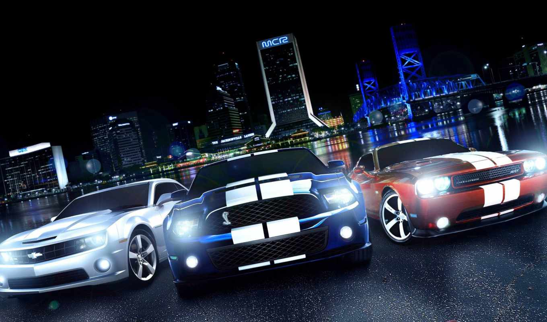 ford, car, mustang, muscle, авто, автомобили, sports, skyline, full, серия,