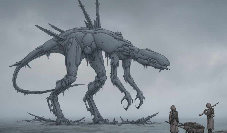 art, inspire, user, дракон, check, robot, artist, concept, favourite, explore, комментарий