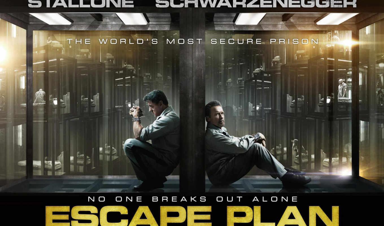 escape, plan, stallone, action, побега,