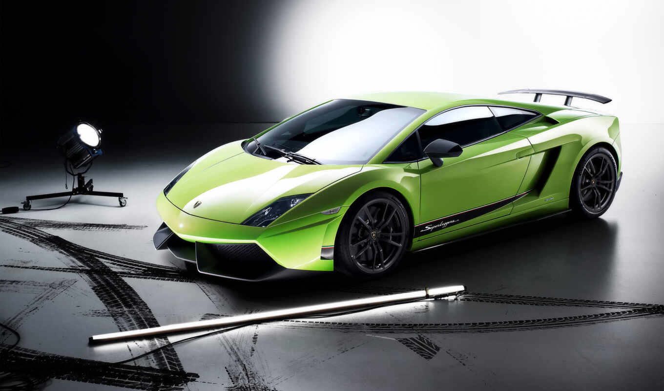 superleggera, lamborghini, gallardo, lp, обои, лам