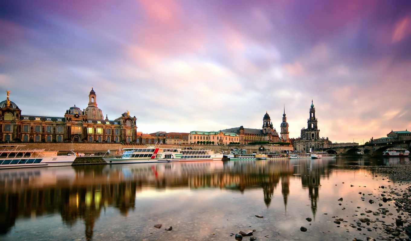 deutschland, dresden, background, февр,