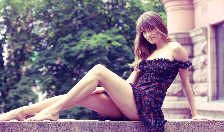 devushki, ножки, красивые, девушек, julia, табличка,