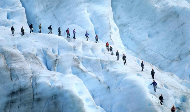 glacier, юстедальсбреен, норвегии, норвегия, июня,