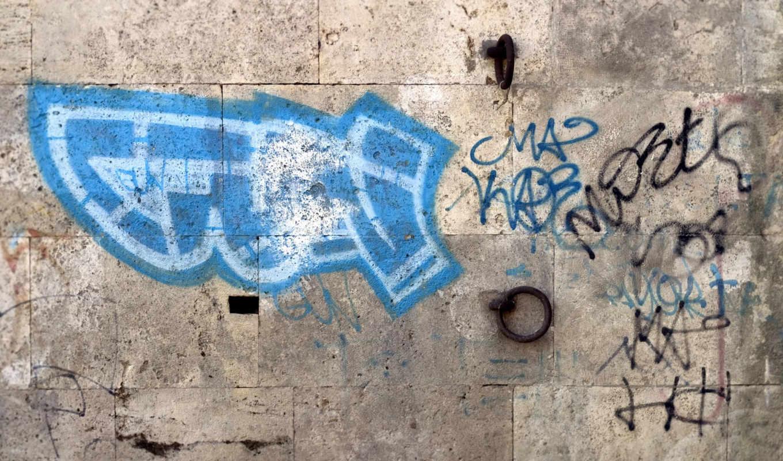 graffiti, стена, графика, город,