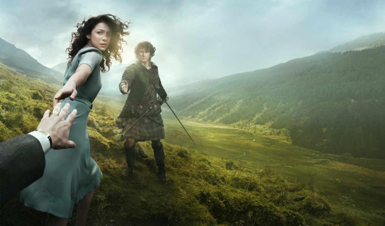 чужестранка, outlander, claire, серия, кадры, сериала,