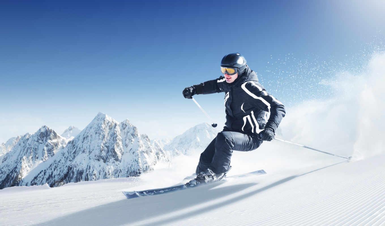 фотообои, лыжи, лыж, freestyle, спорт,