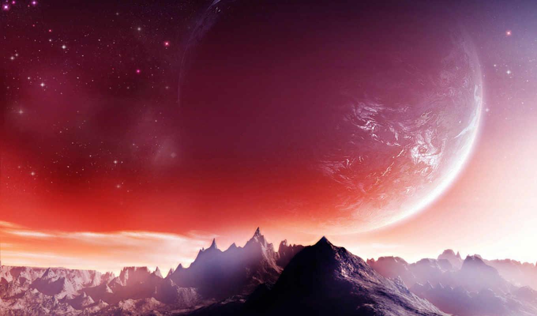 planet, fantasy, planets,