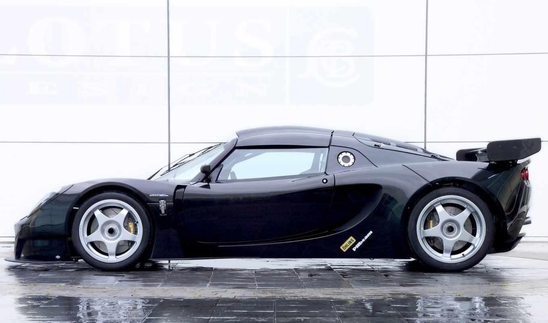 lotus, exige, sport, wallpapers, автомобили, чёрный, техника, чёрное, cars, car,