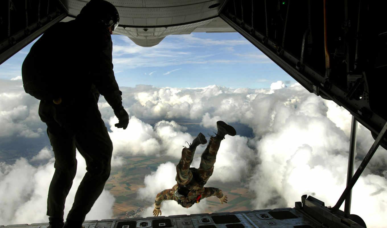 небо, красивые, обновление, popularity, спорт, skydiving, сорт,