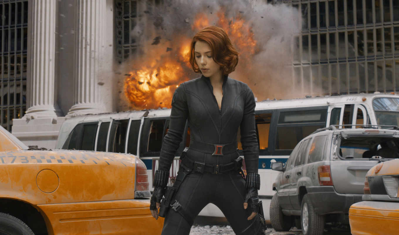 avengers, johansson, мстители, widow, black, trailer, scarlett, йоханссон, official, assemble, finally, фильм, marvel, кадры,