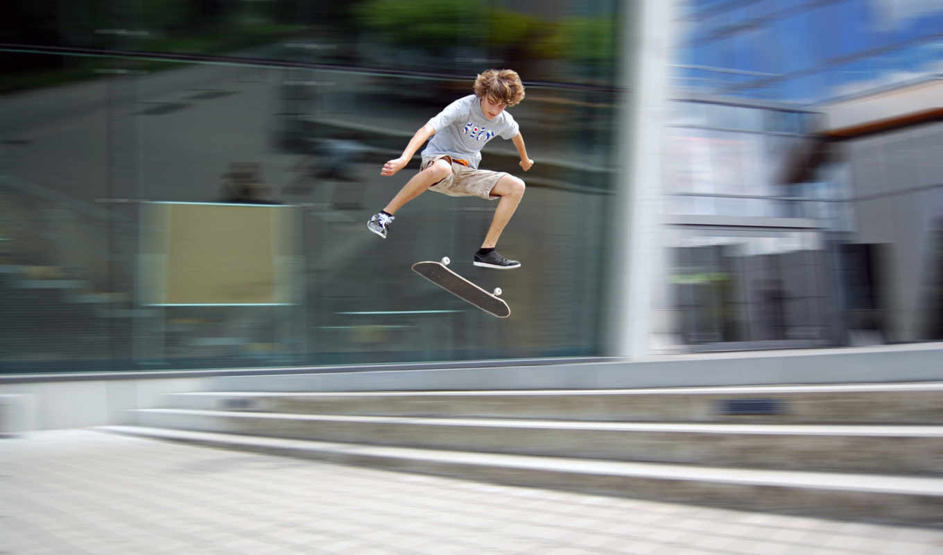 движение, доска, скейтбординг, desktop, games, street, image, download, sports, skater, high, skateboard,