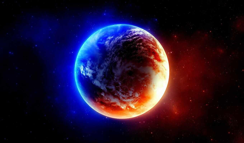 космос, широкоформатные, космоса, красивые,