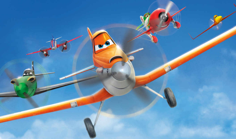 planes, cars, аэротачки, air, disney, walt, adventure, rally, wings, race, dusty,