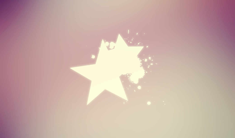 минимализм, стиль, звезда, картинка, картинку, кнопкой,