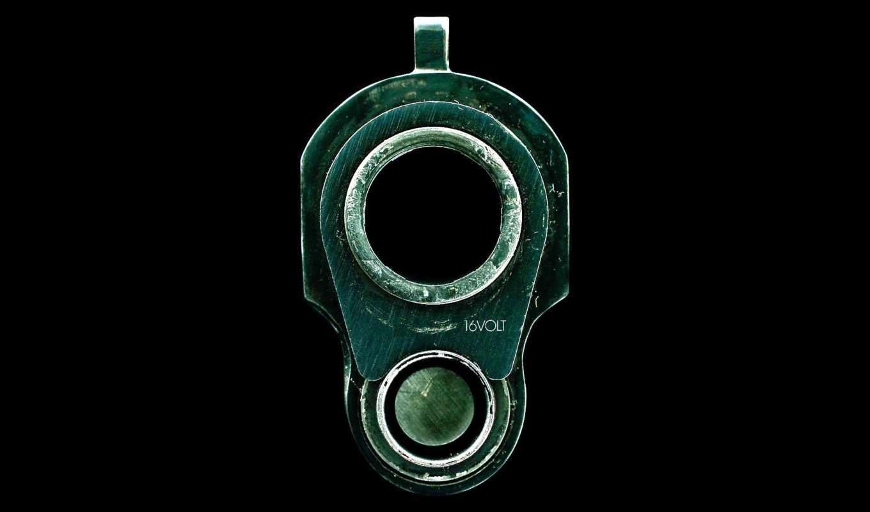 оружие, пистолет, ствол, мушка