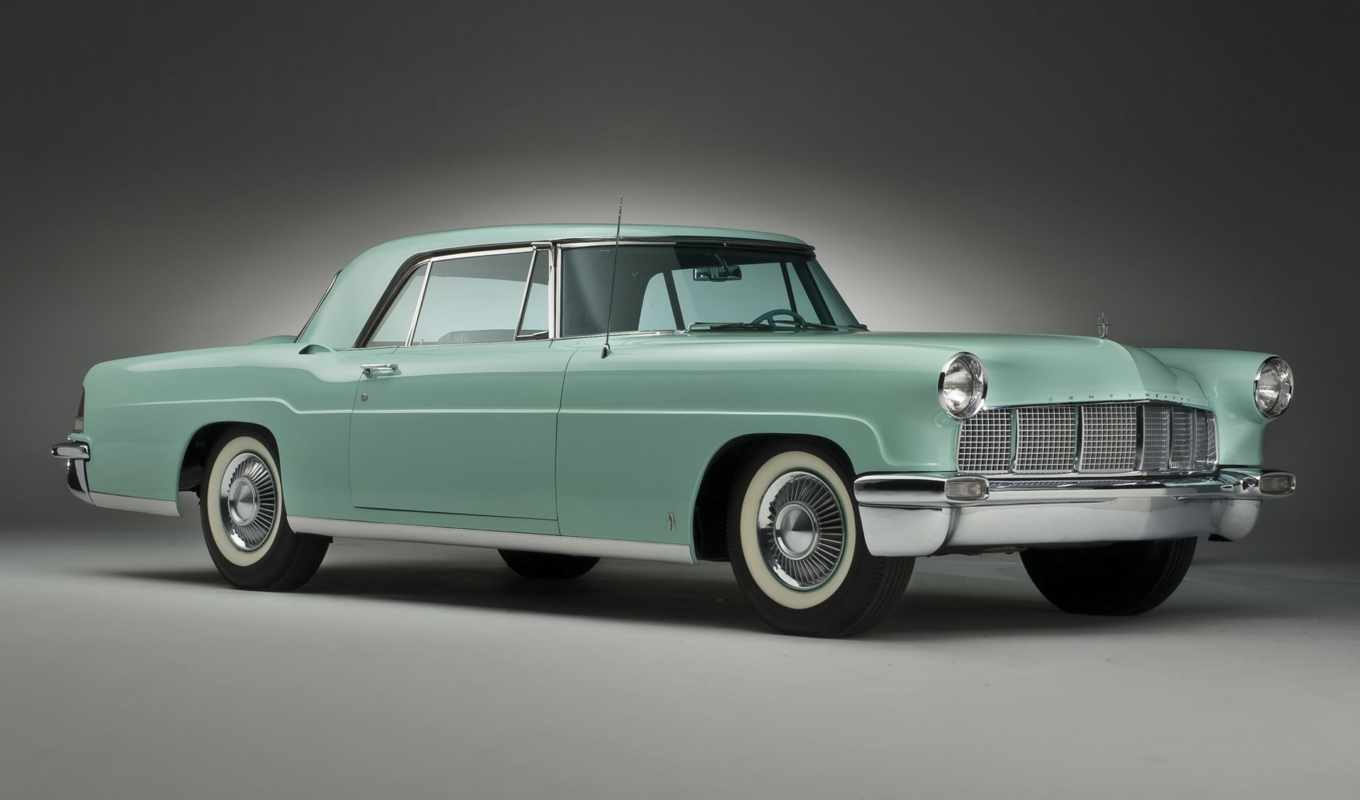 lincoln, continental, марк,