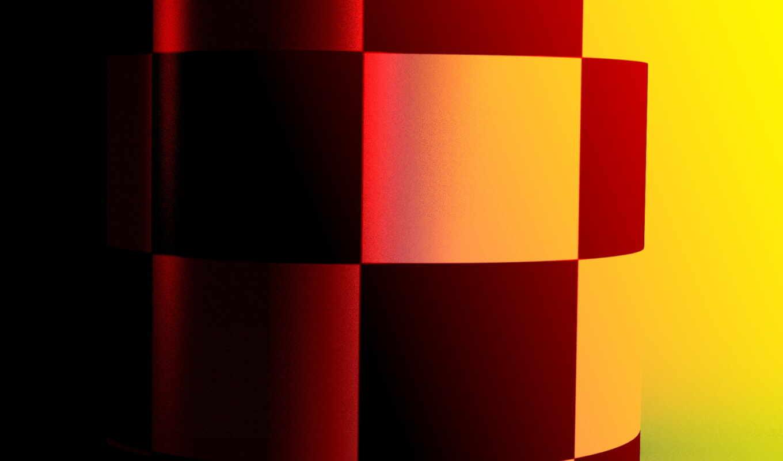 вертикальный, square, abstract, red, yellow