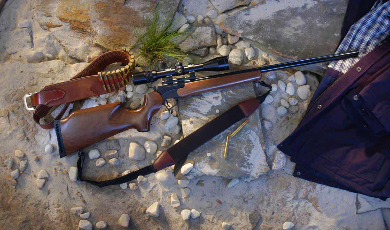 оружие, охота, оптика, патронташ, куртка, камни, патроны, винтовка, красивым, оружием, огнестрельным,