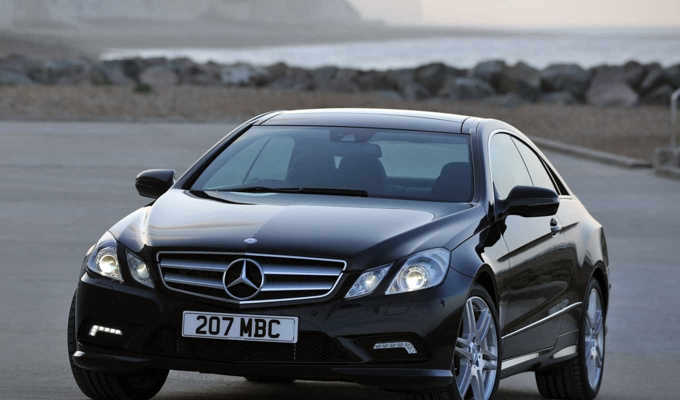 mercedes, coupe, class, benz, uk, version, front, angle, amg,