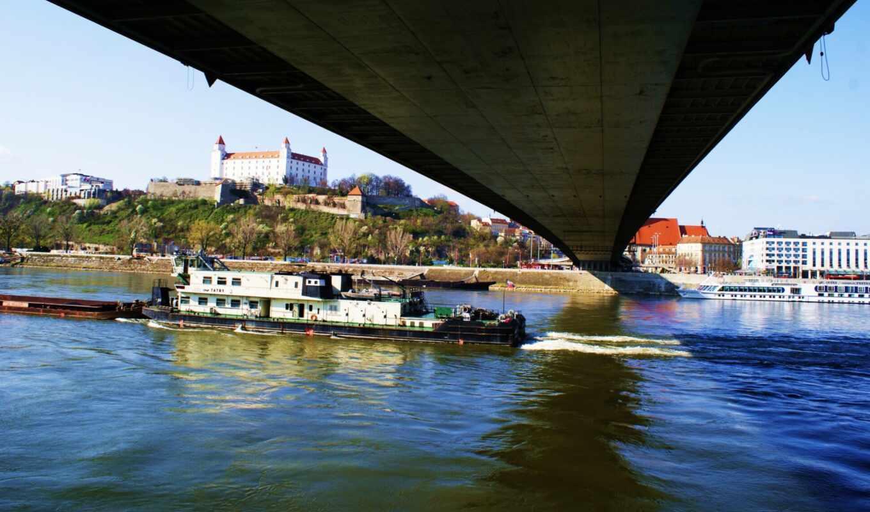 bratislava, castle, son, ťяằţξłł, город, slovakia