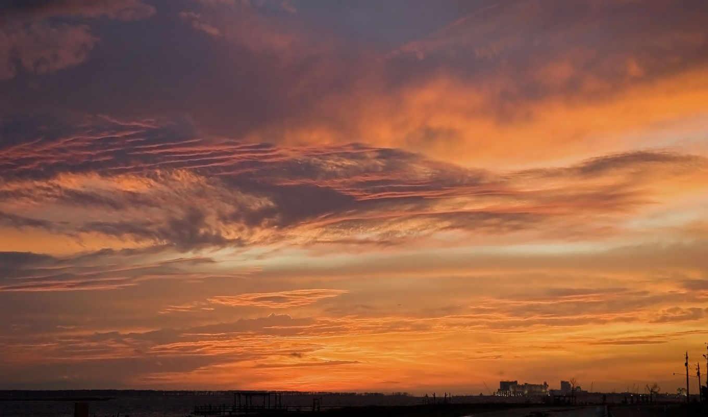 تصاویر, غروب, закат, از, زیبا, خورشید, wallpapers, sunset, رمانتیک, la, dienas, wallpaper, beauty, закаты, линии, برای, небо, узоры, лиловый, город,