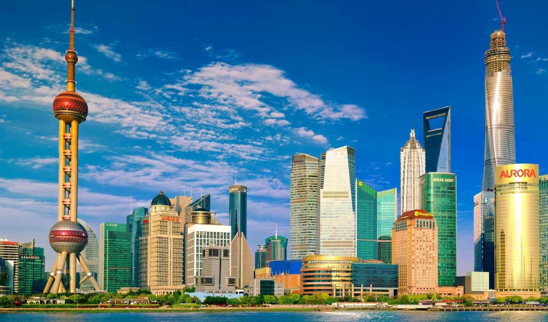 марта, shanghai, city,