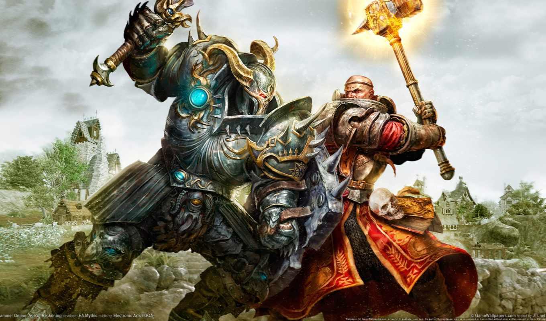 warhammer, игры, online, fantasy, armour,
