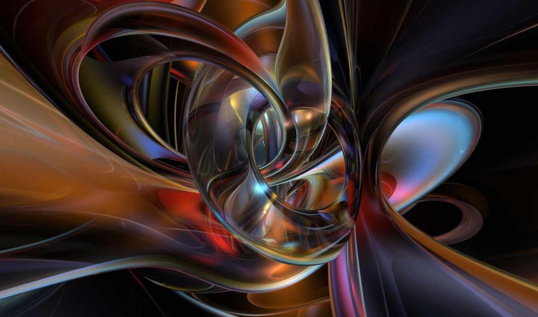 abstrakciya, grafika, obemnyi, kartinka, noutbuk, abstraktnyi, svet, ultra, монитор, tonkii