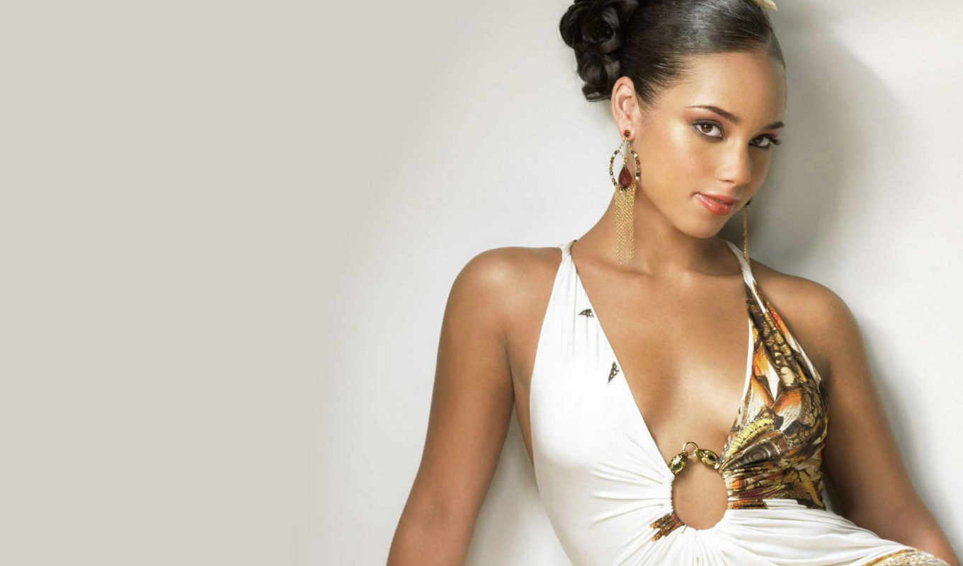 alicia, keys, girl, sexy,