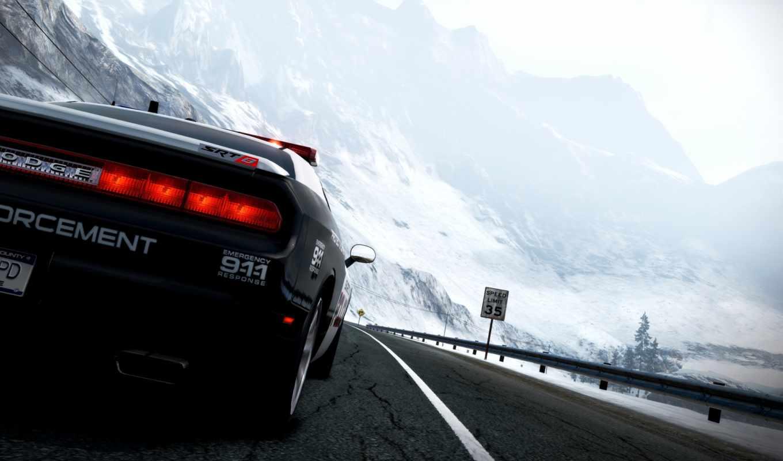 игры, скорость, police, need, nfs, car, дек, hot,