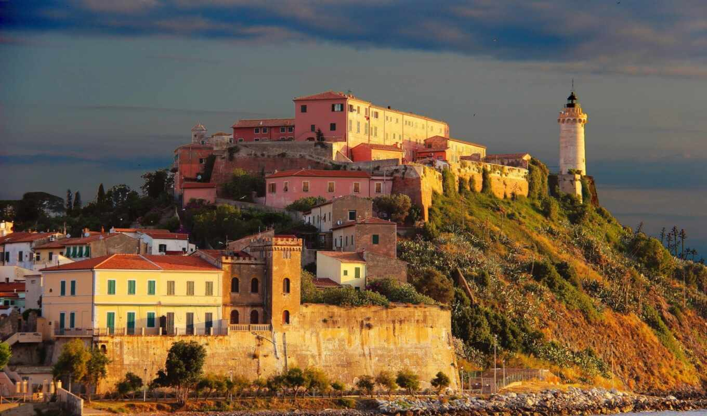 elba, эльба, остров, евро, luxe, город, voyage