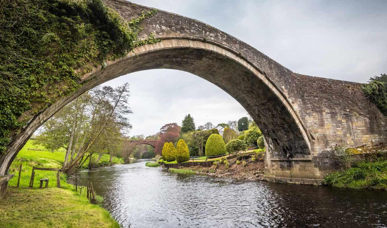 doon, ayrshire, река